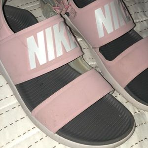 Nike strap sandals